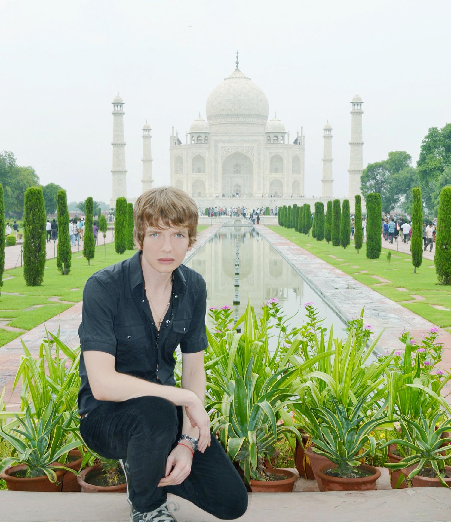 Saša Milivojev Taj Mahal